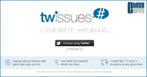 Twissues