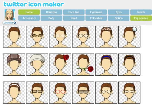 twitter icon maker