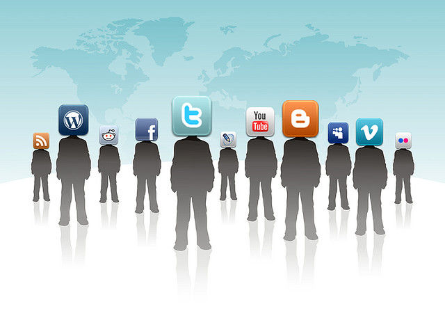 audience on social networks